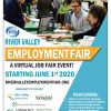 2020 River Valley VIRTUAL Employment Fair Flyer
